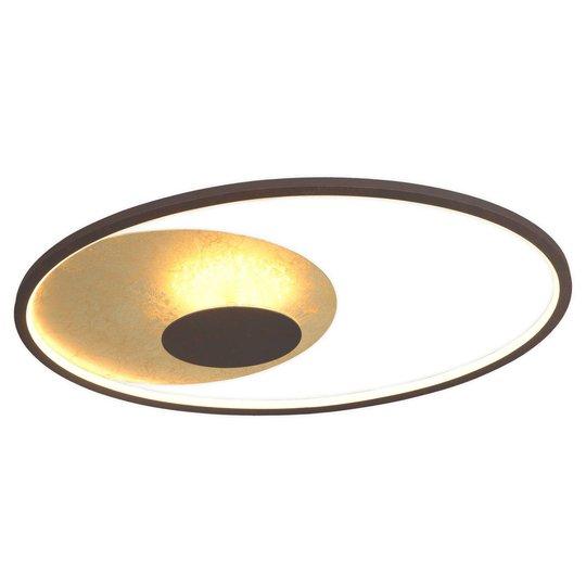 Lindby Feival -LED-kattovalaisin, 73 cm x 43 cm