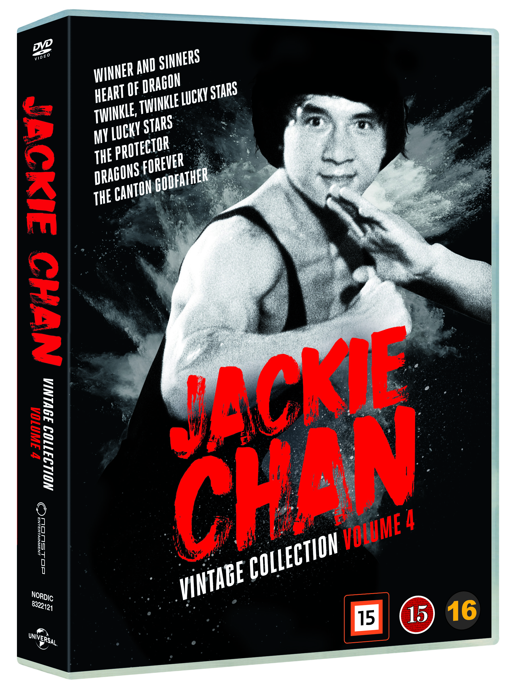 Jackie Chan Vintage Collection 4 - DVD