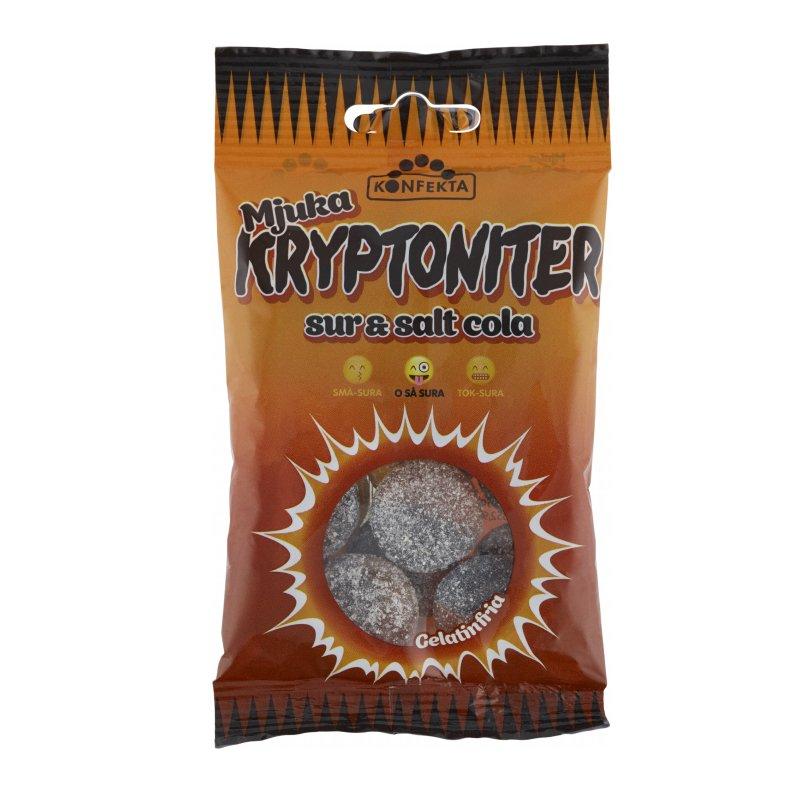 Godis Mjuka Kryptoniter Cola 60g - 22% rabatt