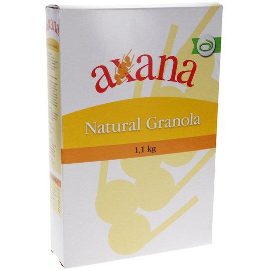 Granola Naturell Storpack - 43% rabatt