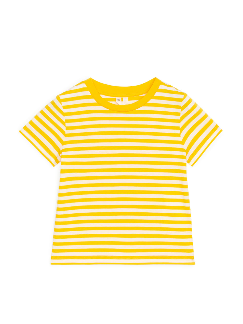 Striped T-Shirt - Yellow