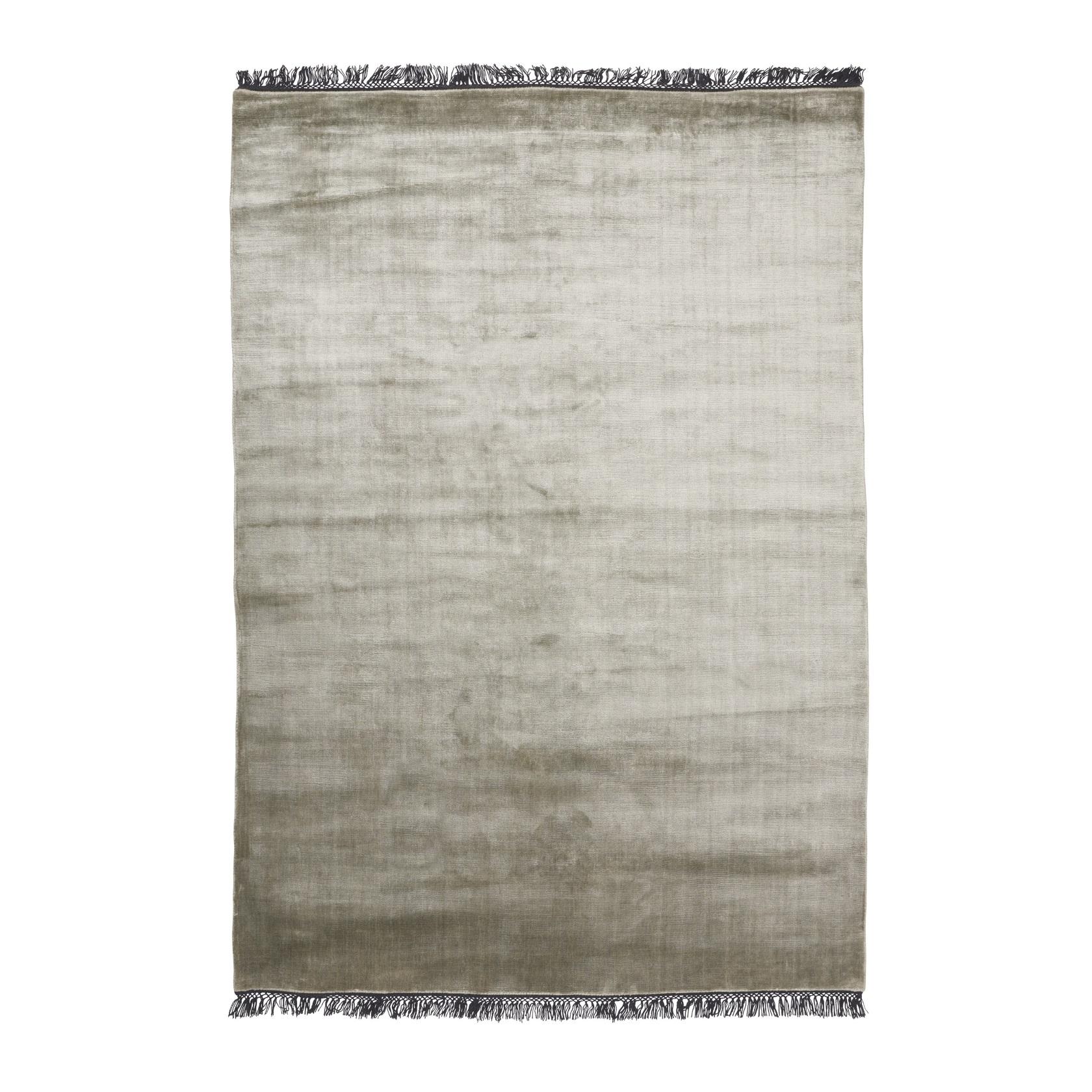 Viskosmatta ALMERIA 170 x 240 cm slate, Linie Design