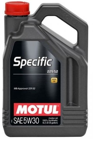 Moottoriöljy MOTUL SPECIFIC 5W30 5L