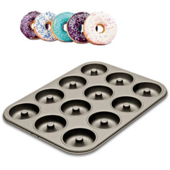 Städter Donut Form Non-stick 12 st