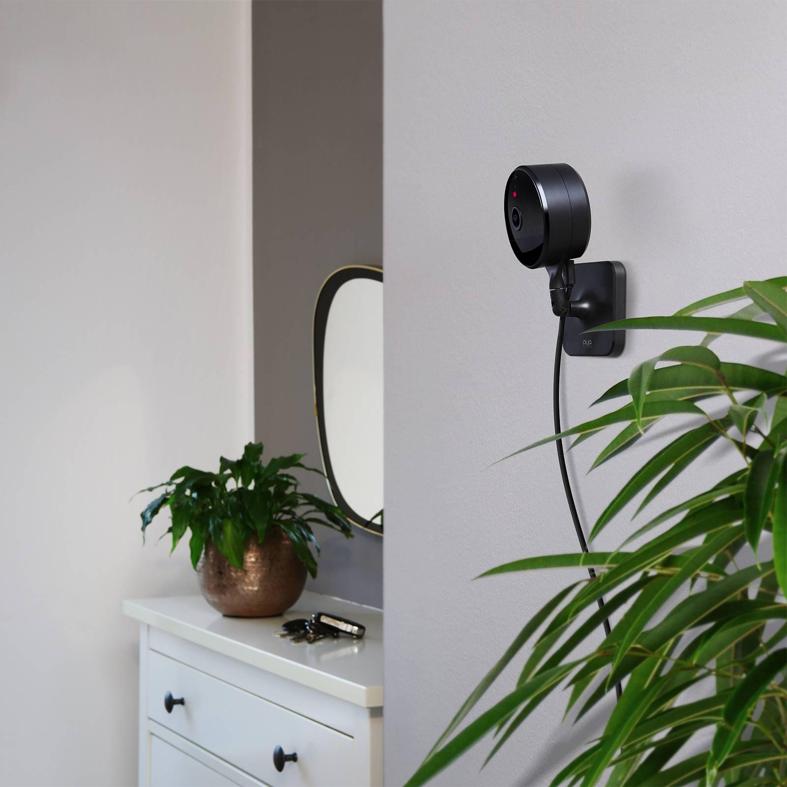 Eve Cam sisäkamera ja Apple HomkitSecure-tekniikka
