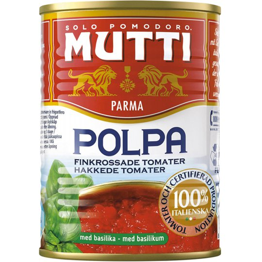 Tomaattimurska Basilika - 8% alennus
