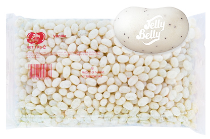 Jelly Belly Beans - Vanilla 1kg