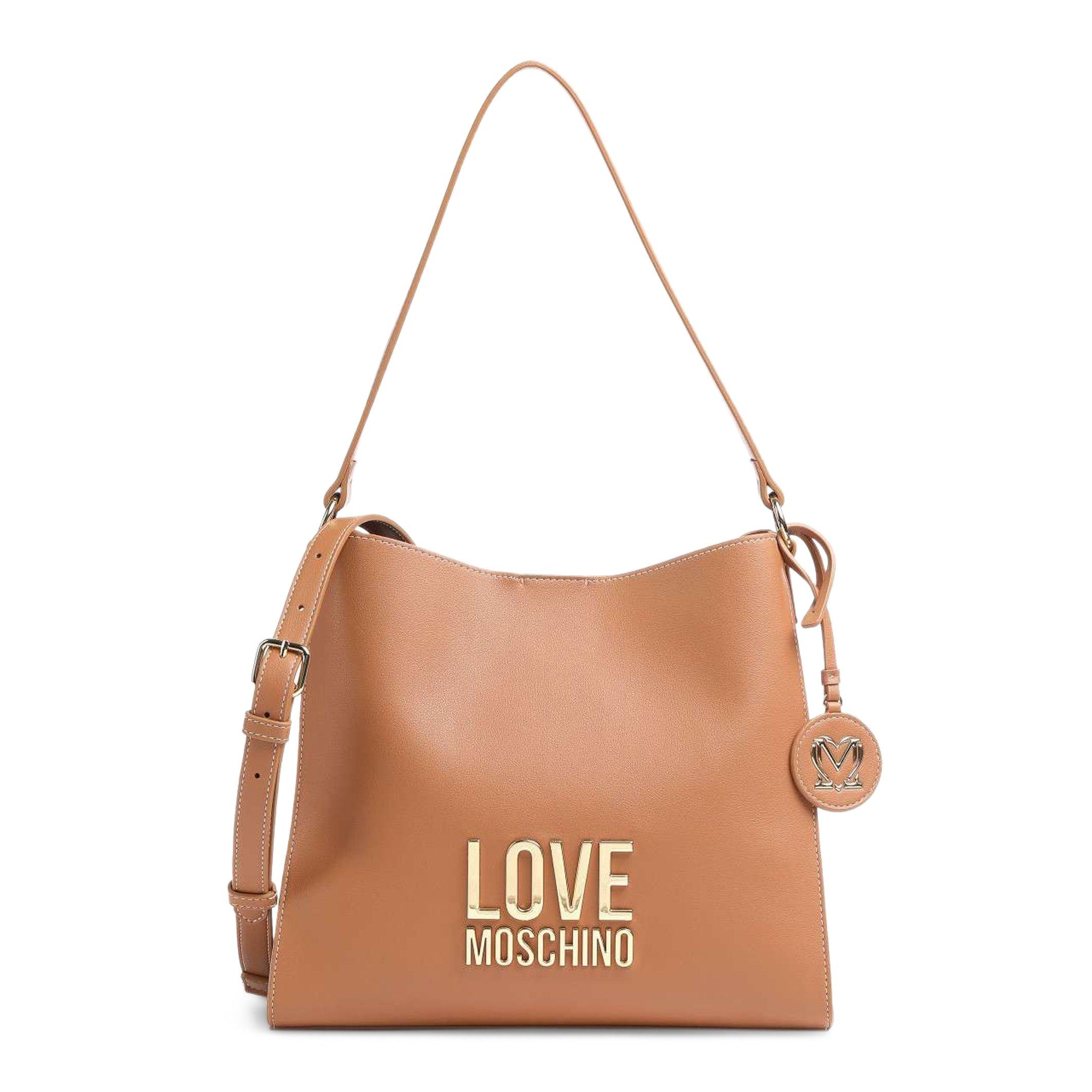 Love Moschino Women's Shoulder Bag Various Colours JC4191PP1DLJ0 - brown NOSIZE