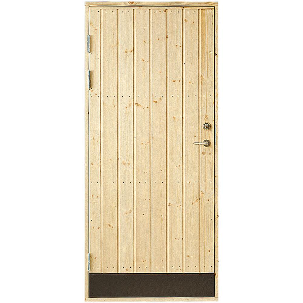 Dør 18° panel Jabo Boddør 10 x 21, Venstre