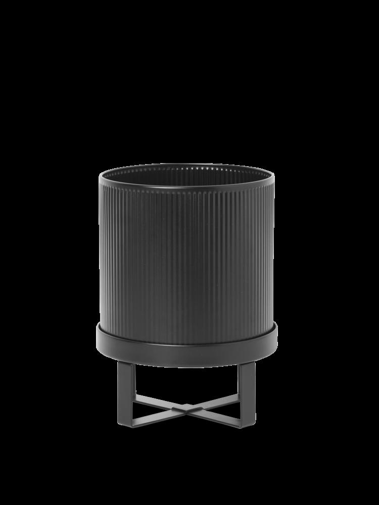 Ferm Living - Bau Pot Small - Black (100203101)