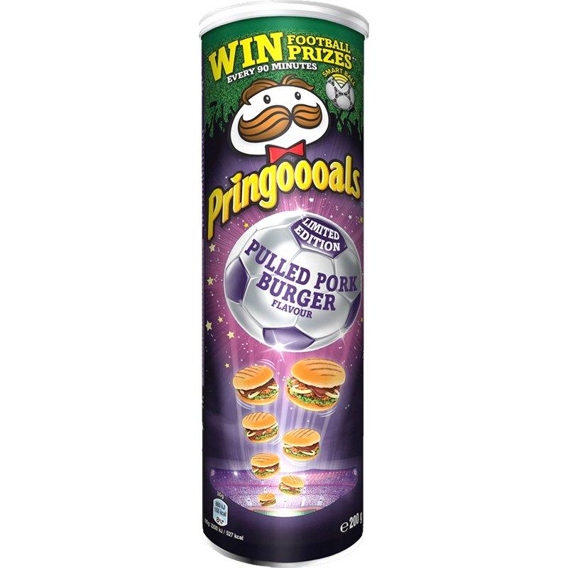 Pringles Pulled Pork Burger - 30% alennus
