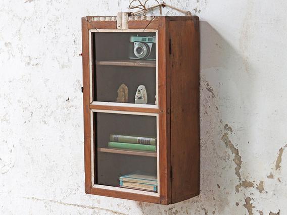 Vintage Bathroom Wall Cabinet Small