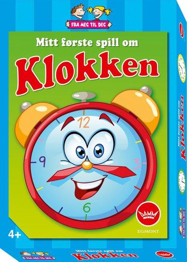 Klokken/Tid Barnespill