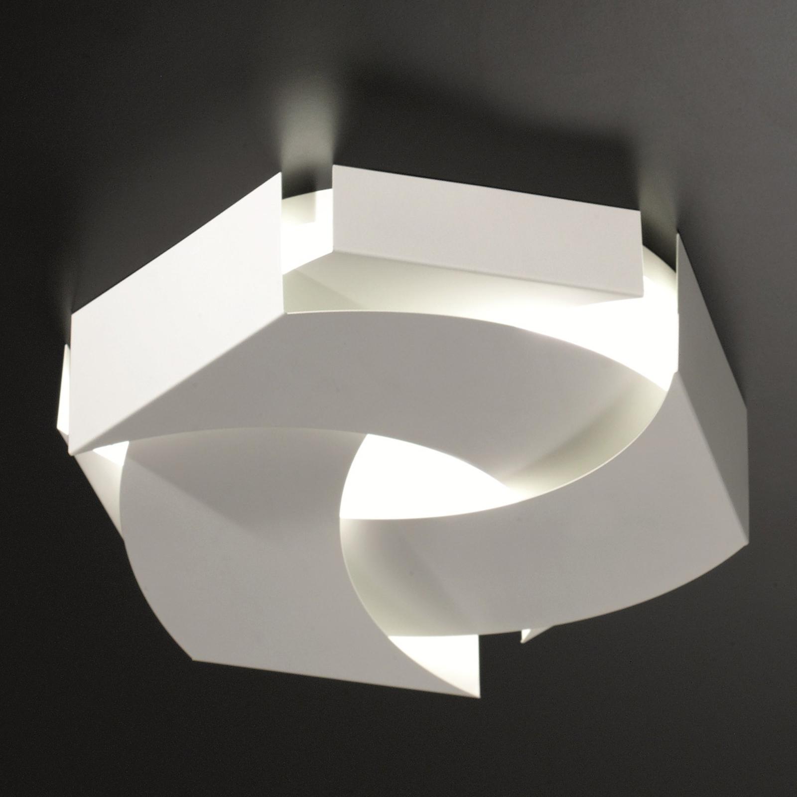 LED-design-valaisin Cosmo kattoon ja seinälle