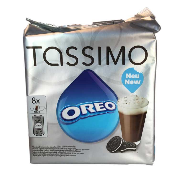 OREO kapslar Tassimo - 44% rabatt