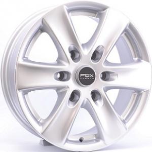 Fox FXCII Silver 7x16 6/130 ET50 B84.1