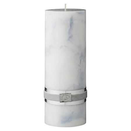 Blockljus Marble 20 cm