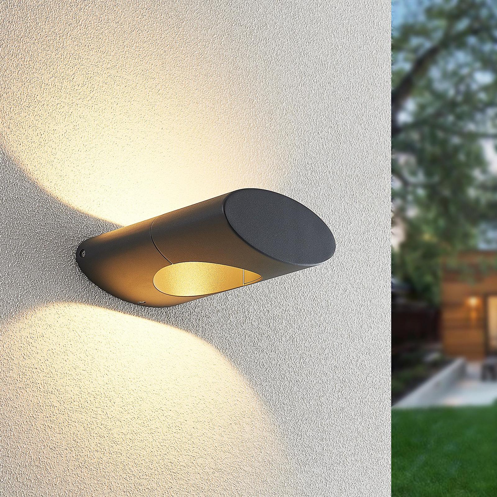 Lucande Forama -LED-ulkoseinävalaisin