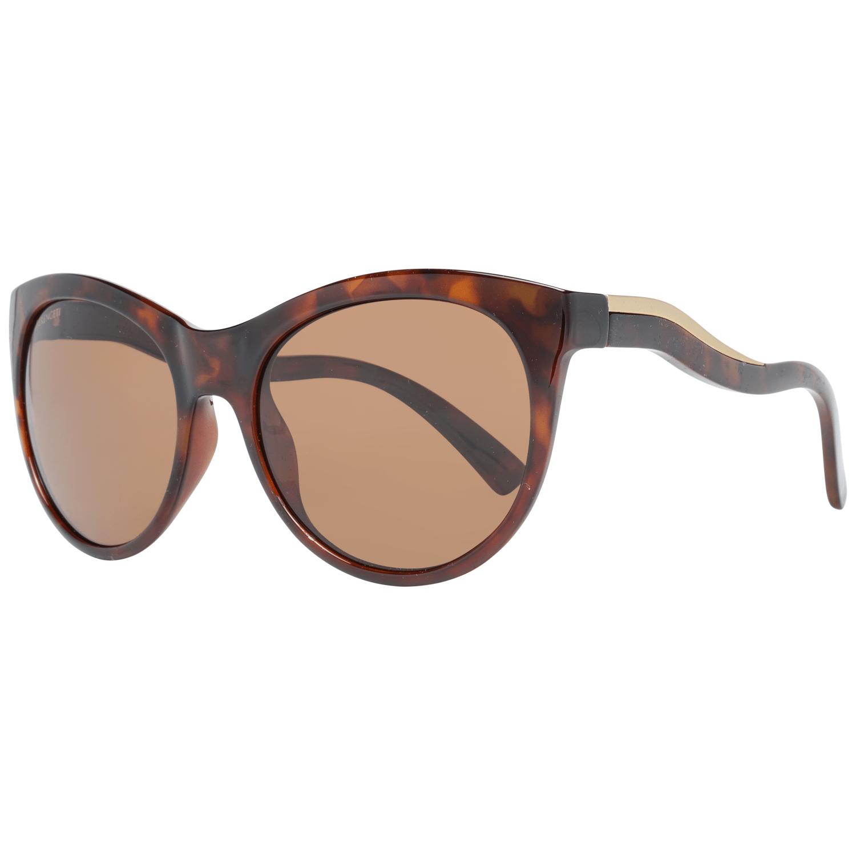Serengeti Women's Sunglasses Brown 8568