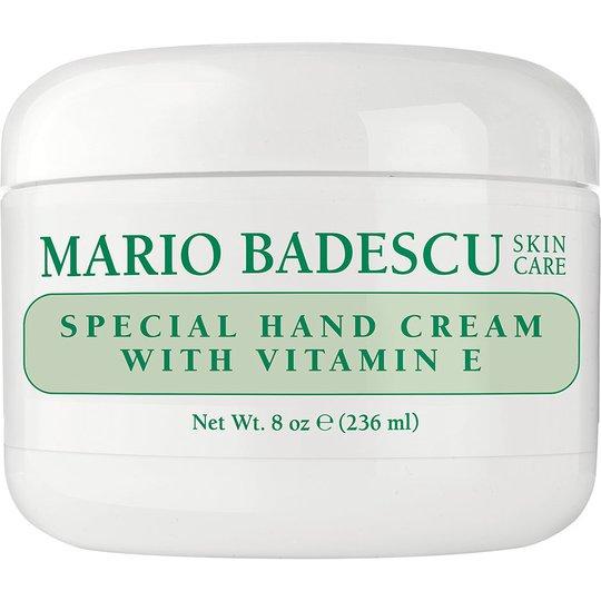 Mario Badescu Special Hand Cream with Vitamin E, 236 ml Mario Badescu Käsivoiteet