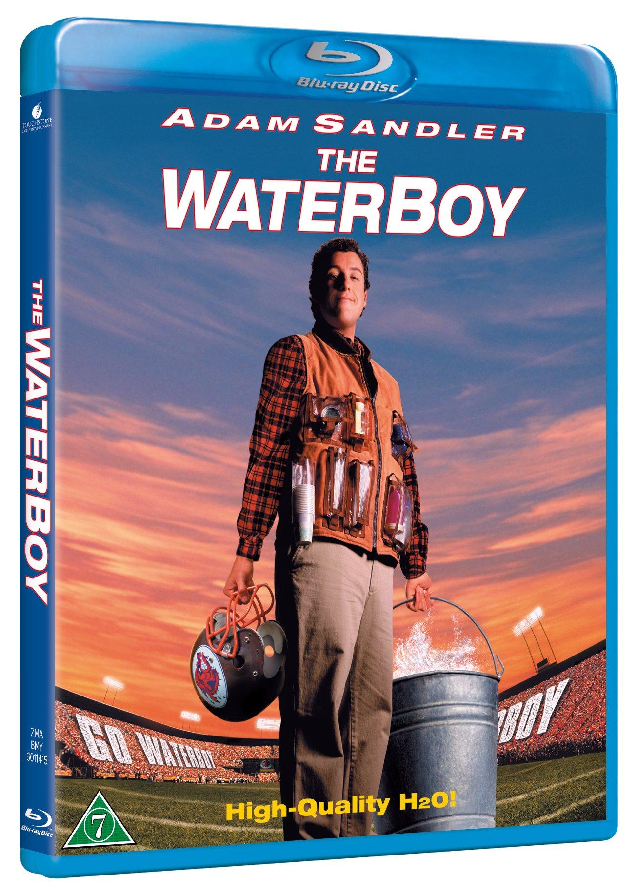 Waterboy- Blu Ray