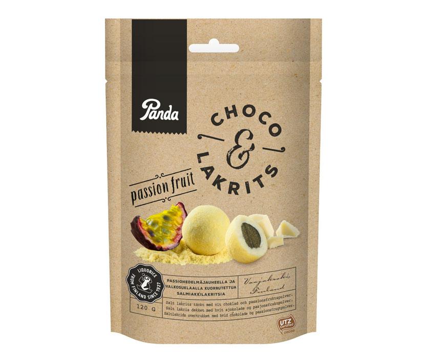 Makeispussi Choco & Lakrits Passion Fruit - 37% alennus