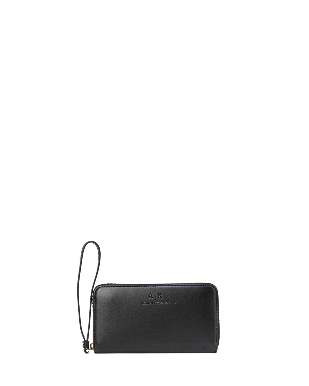 Armani Exchange Women's Wallet Various Colours 254613 - black UNICA