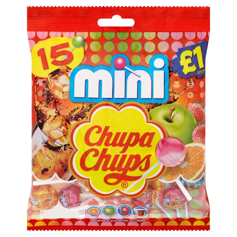 Chupa Chups Mini 90g