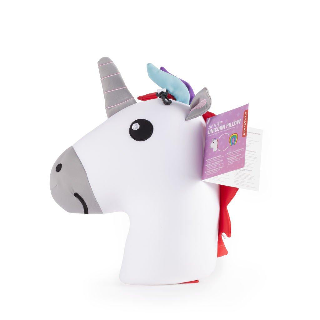 Unicorn Zip and Flip Pillow (TT39)