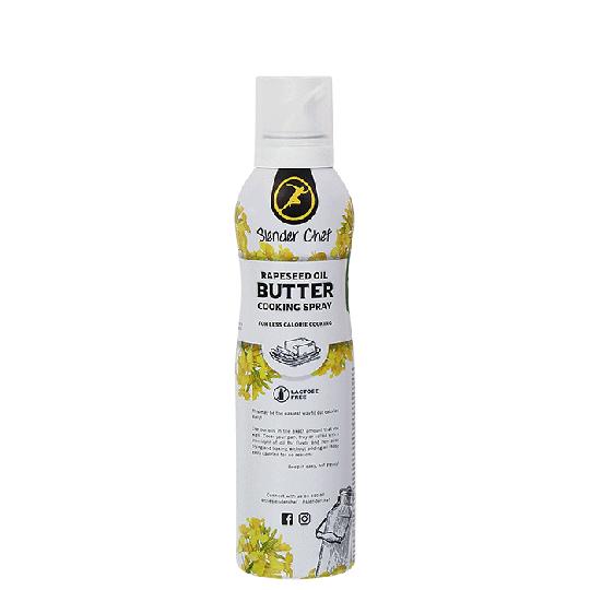 Slender Chef Cooking Spray, 200 ml, Sunflower Oil
