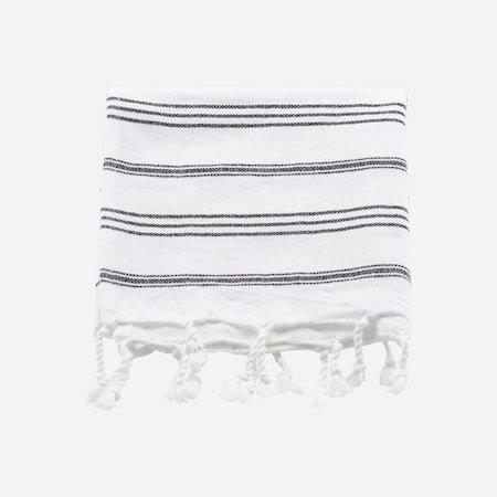 Kjøkkenhåndkle Hammam Hvit 90x45cm
