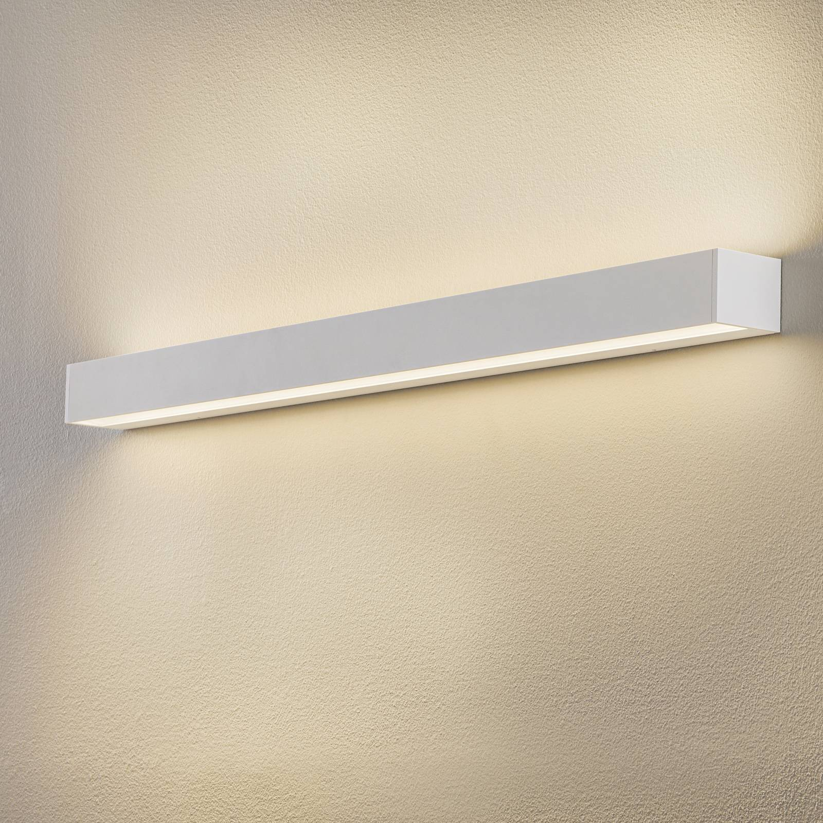 BEGA 50806 LED-seinälamppu valkoinen 12 360lm
