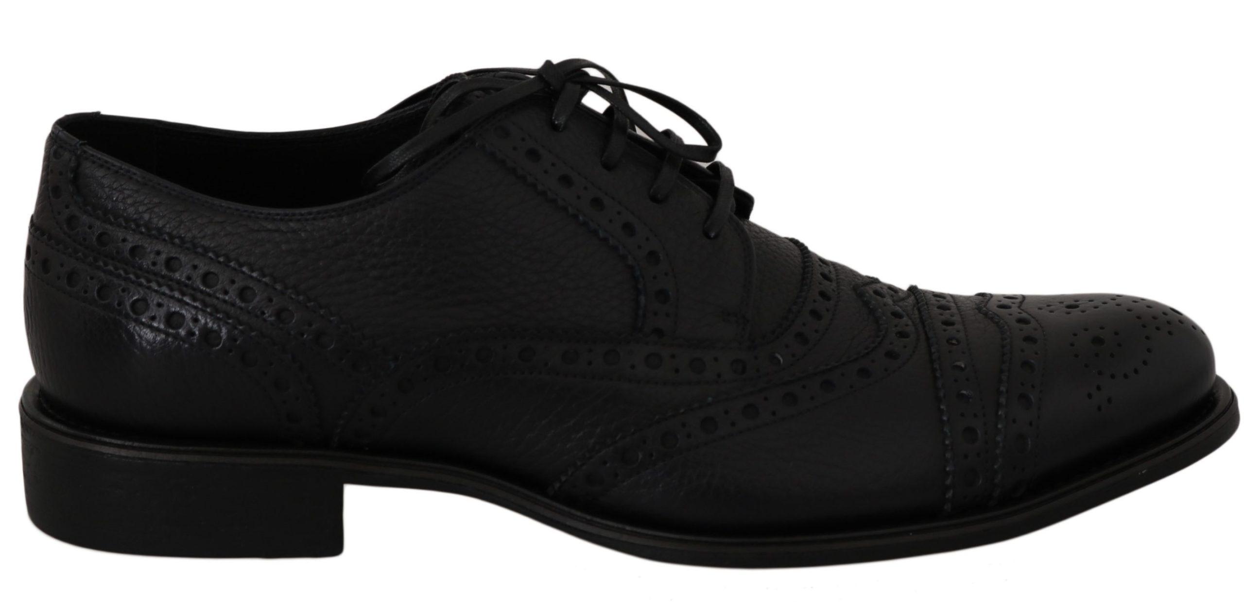 Dolce & Gabbana Men's Shoes Blue MV2364 - EU39/US6