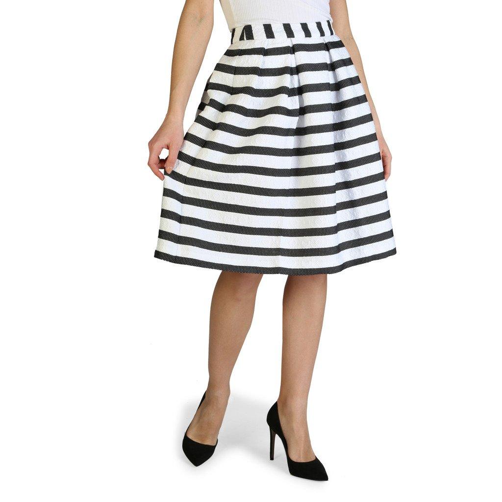 Armani Exchange Women's Skirt White 3ZYN13_YNASZ - white 4