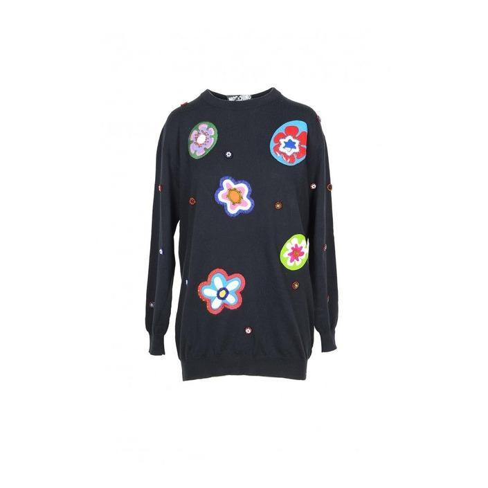 Moschino Couture - Moschino Couture Women Knitwear - black XS