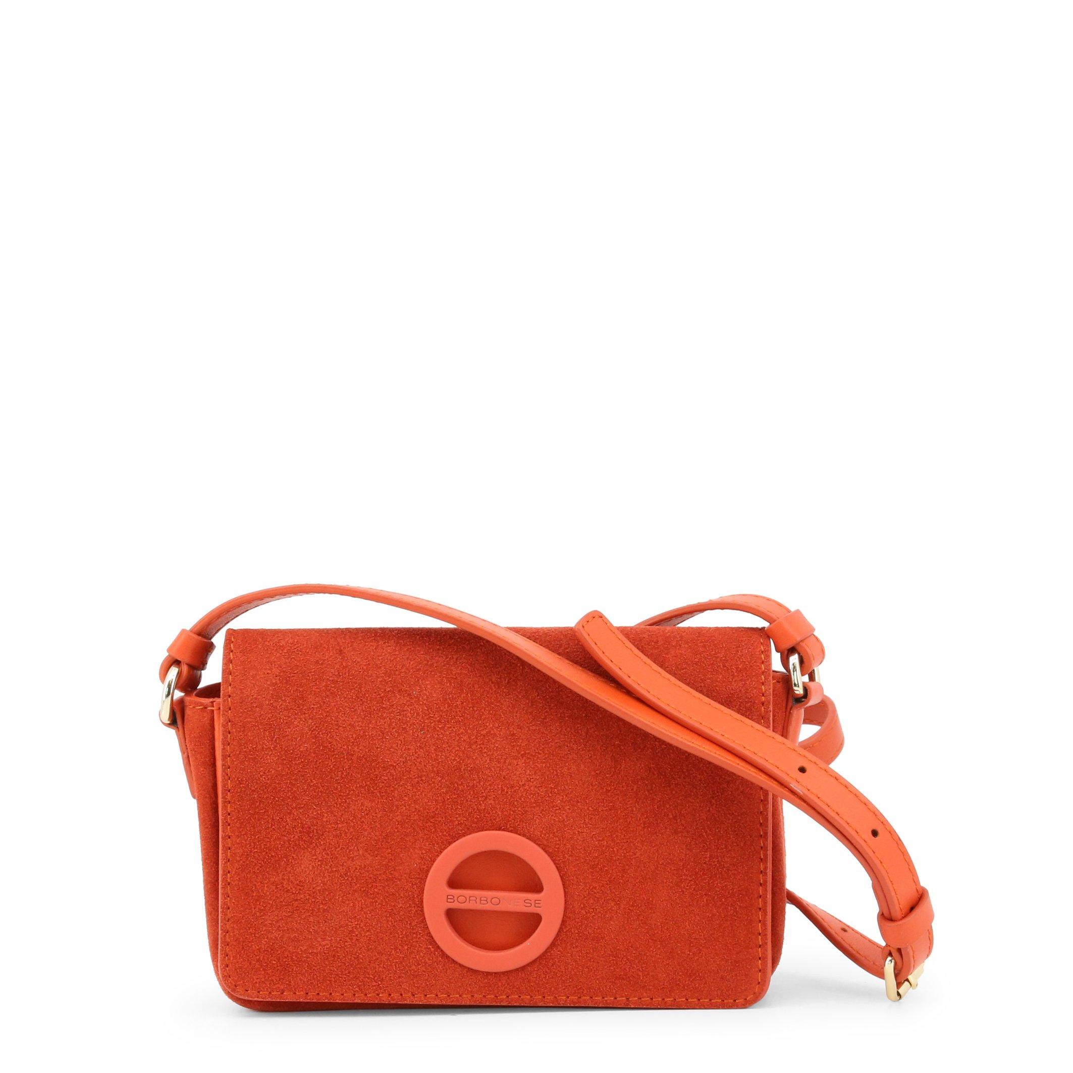 Borbonese Women's Crossbody Bag Various Colours 954816-J25 - red NOSIZE