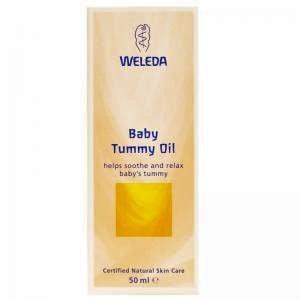 """""""Baby Tummy"""" Vauvaöljy 50ml - 40% alennus"""
