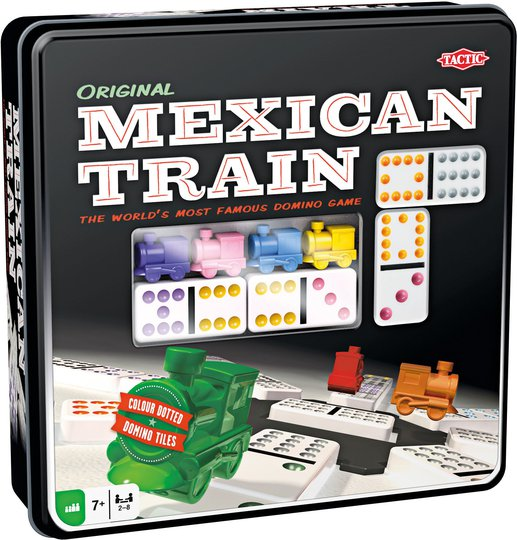 Tactic Spill Mexican Train