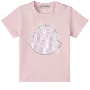 Moncler Maglia T-shirt Rosa 6-9 mån