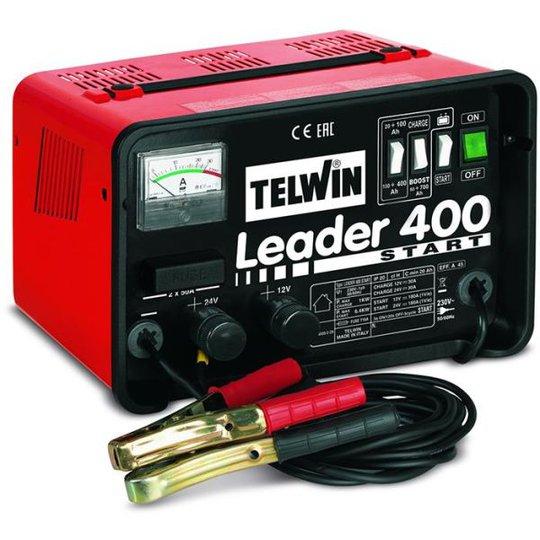 Telwin Leader 400 Start Apukäynnistin 12/24V