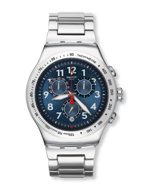 Swatch Blue Maximus YOS455G