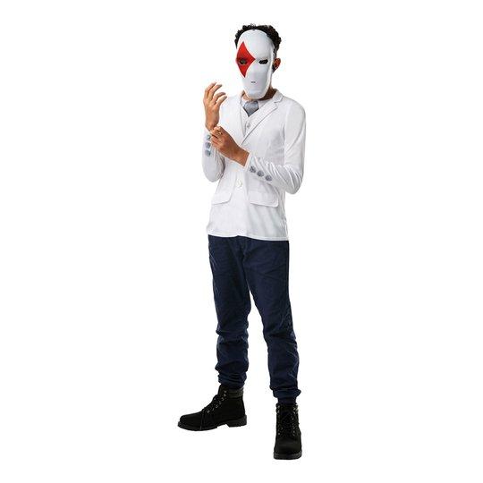 Fortnite Wild Card Barn Maskeraddräkt - One size