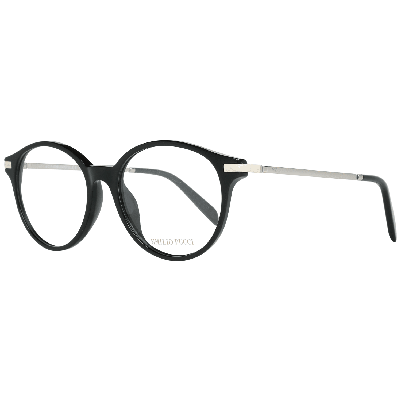 Emilio Pucci Women's Optical Frames Eyewear Black EP5105 52001