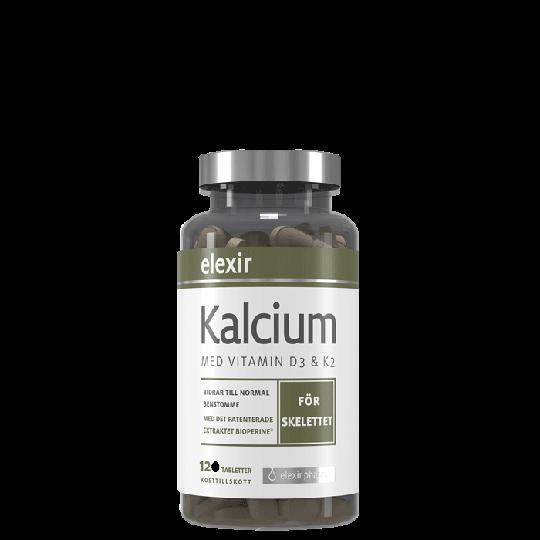 Kalcium, 120 tablettia