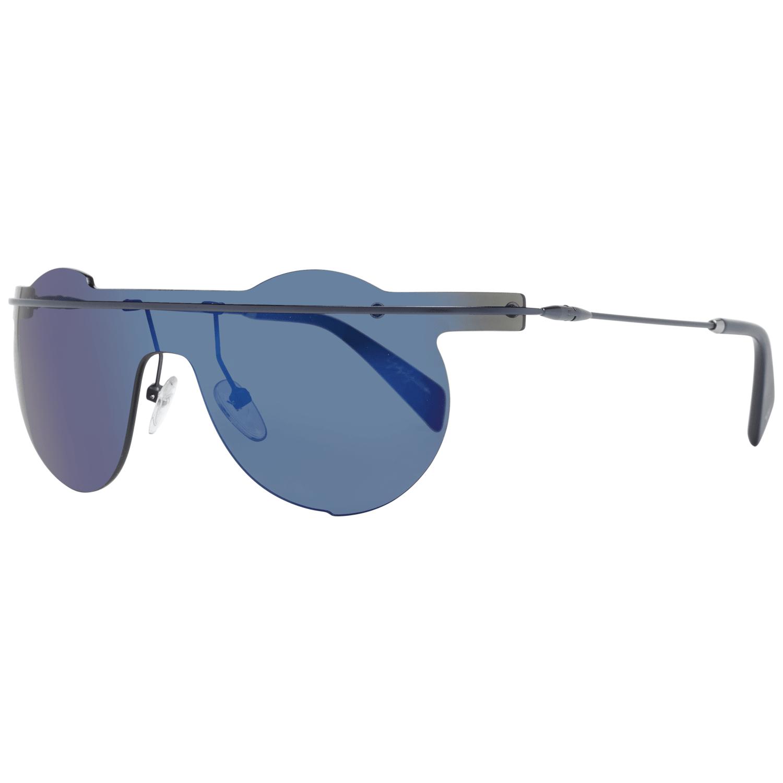 Yohji Yamamoto Men's Sunglasses Black YY7027 13613