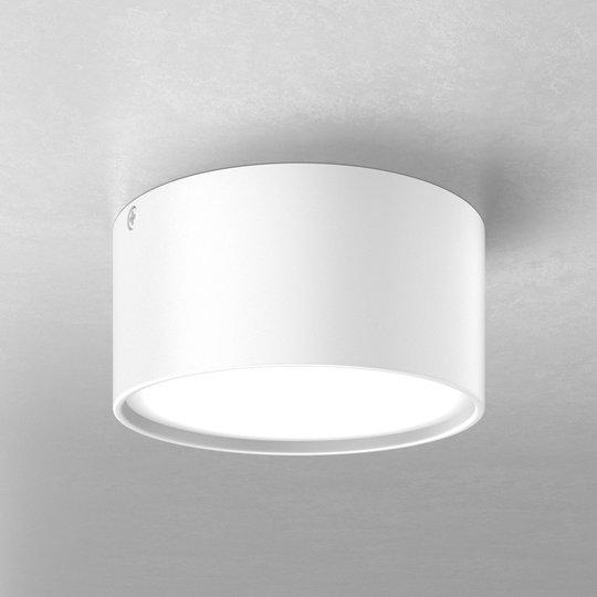 Hillitty LED-kattovalaisin Mine valkoinen, 12 cm