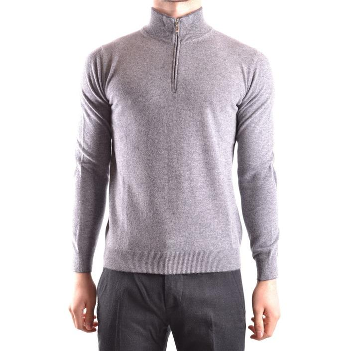 Altea Men's Sweater Grey 160745 - grey M