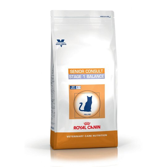 Royal Canin Veterinary Diets Cat Senior Consult Stage 1 Balance (10 kg)