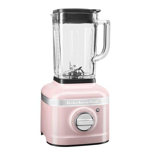 KitchenAid - Artisan K400 Blender 1,4 L Silk Pink