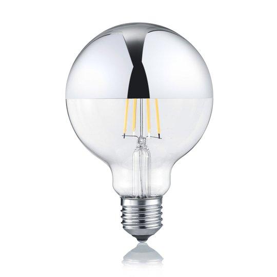 LED-globe-lamppu E27 7W 2 700 K, peilipää